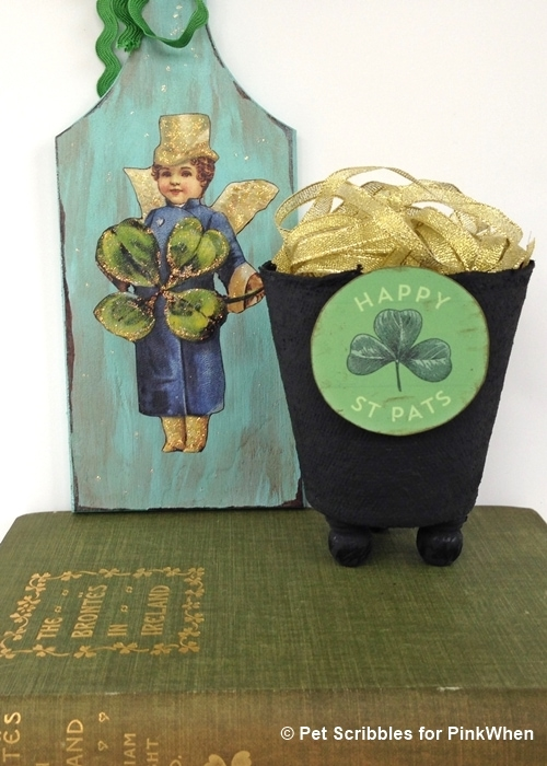 Happy St Patricks Day >> St. Patrick's Day Pot Of Gold