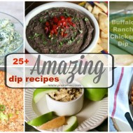 25+ Amazing Dip Recipes