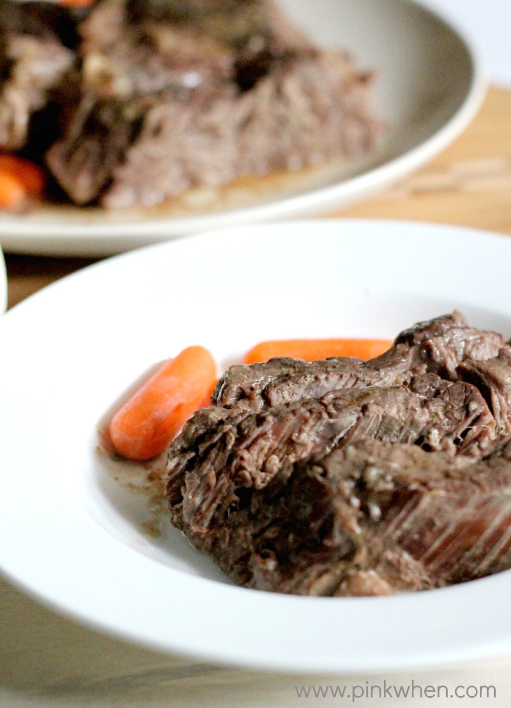 Easy 2 Ingredient Crock Pot Roast Recipe