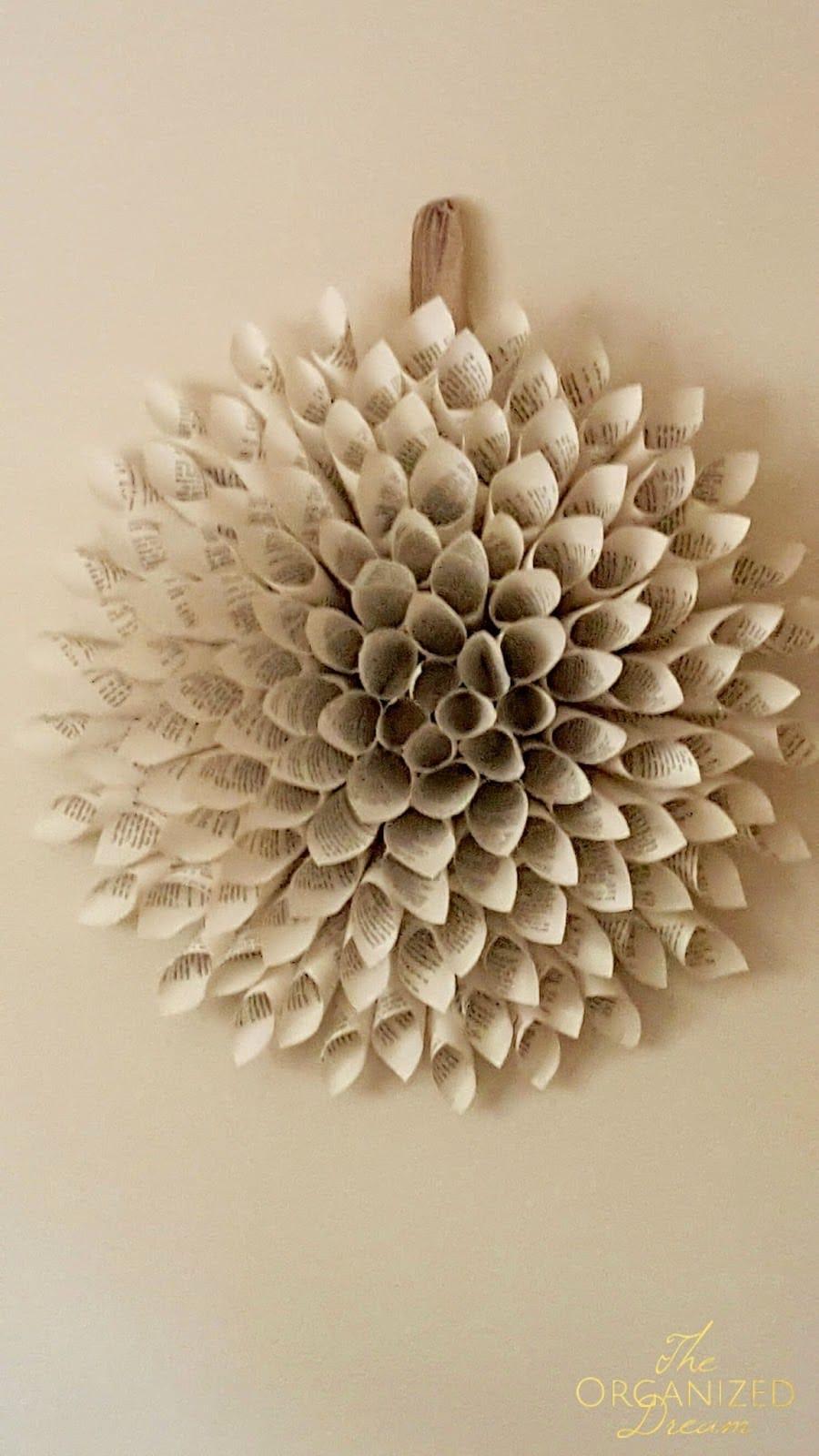 Dahlia Wreath 3