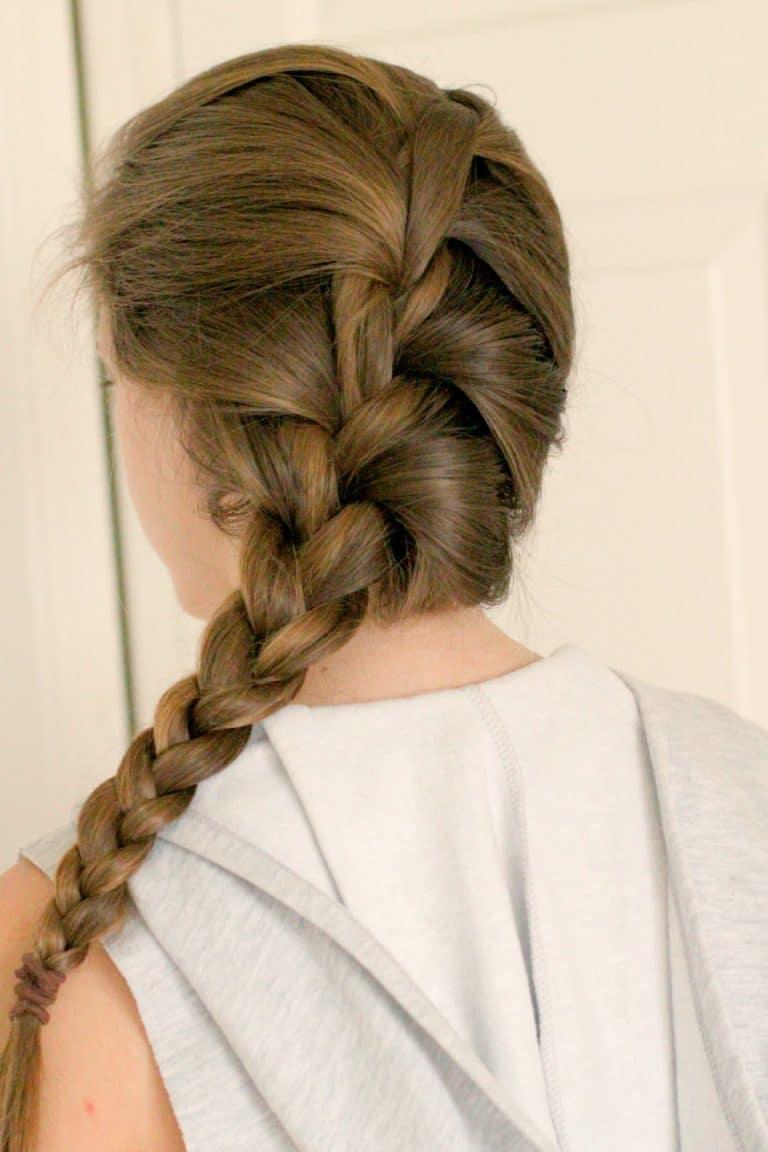 Simple Braids For Natural Black Hair