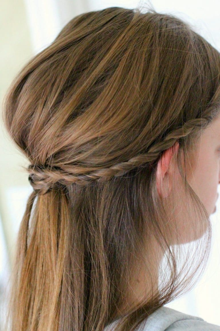 Braided Summer Hairstyle Ideas