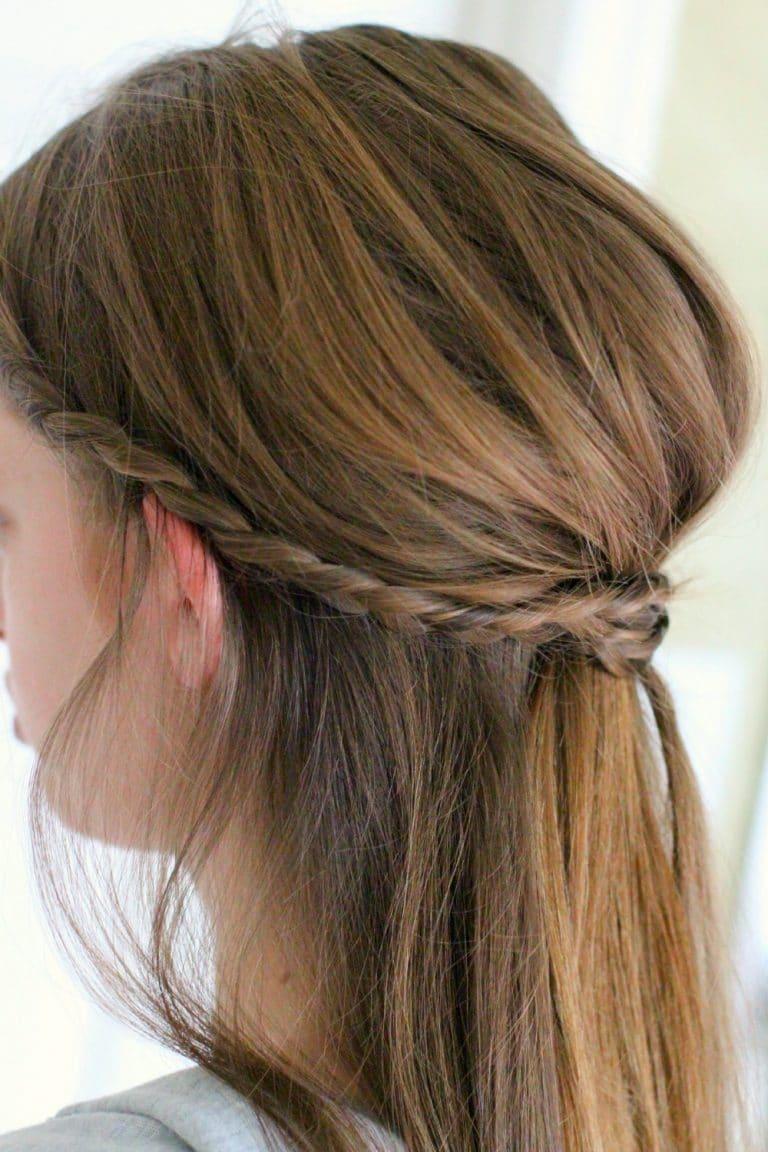 Braided Summer Hairstyle ideas - PinkWhen