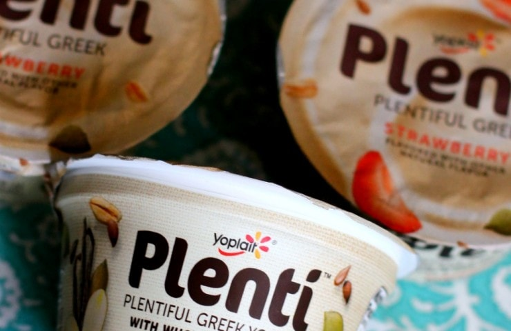 Healthy Snacking with Plenti