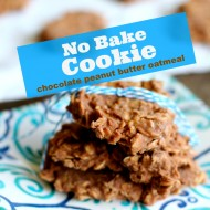 The PERFECT Peanut Butter No Bake Cookies Recipe