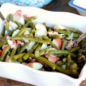 Southern Style Green Bean Recipe