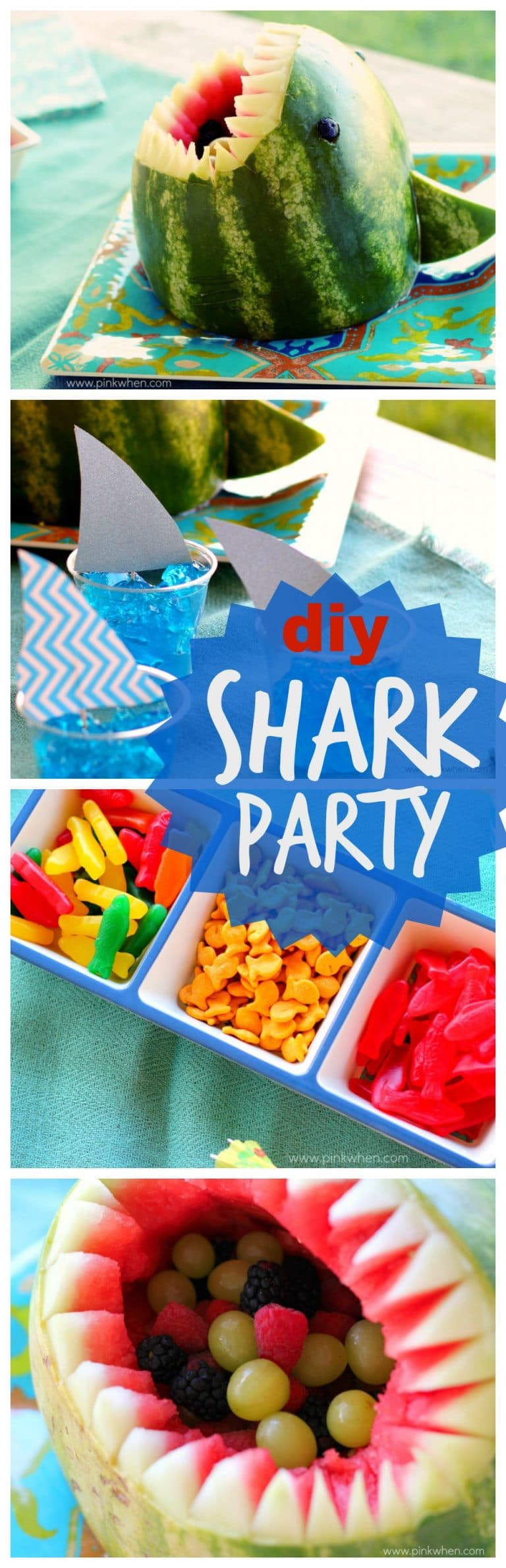 Summertime Shark Party