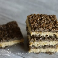 Chocolate Sandwich Rice Krispie Treats