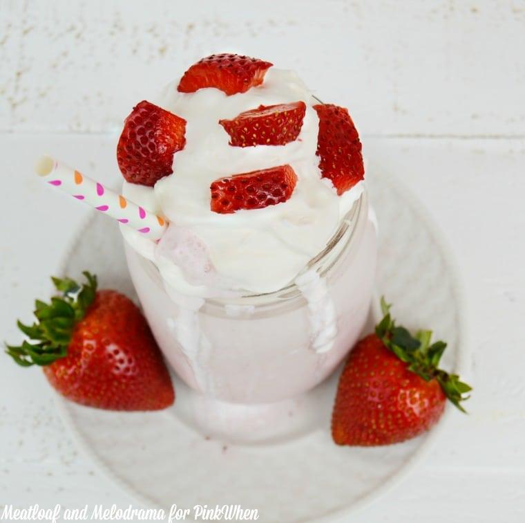 strawberry shake 4