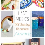 diy Sunday Showcase 7/4, & Favs!