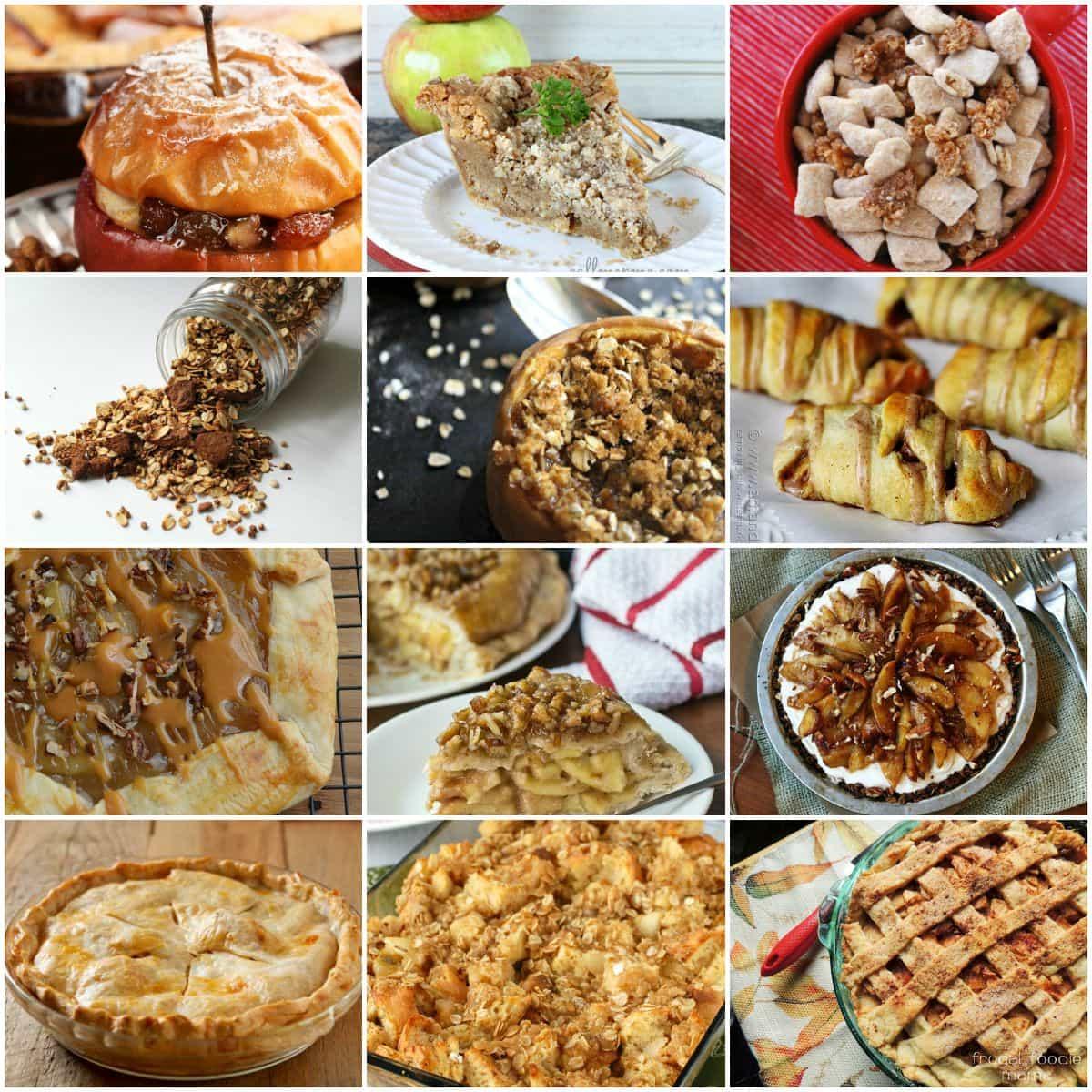 25+ Easy Apple Pie Recipes  www.pinkwhen.com