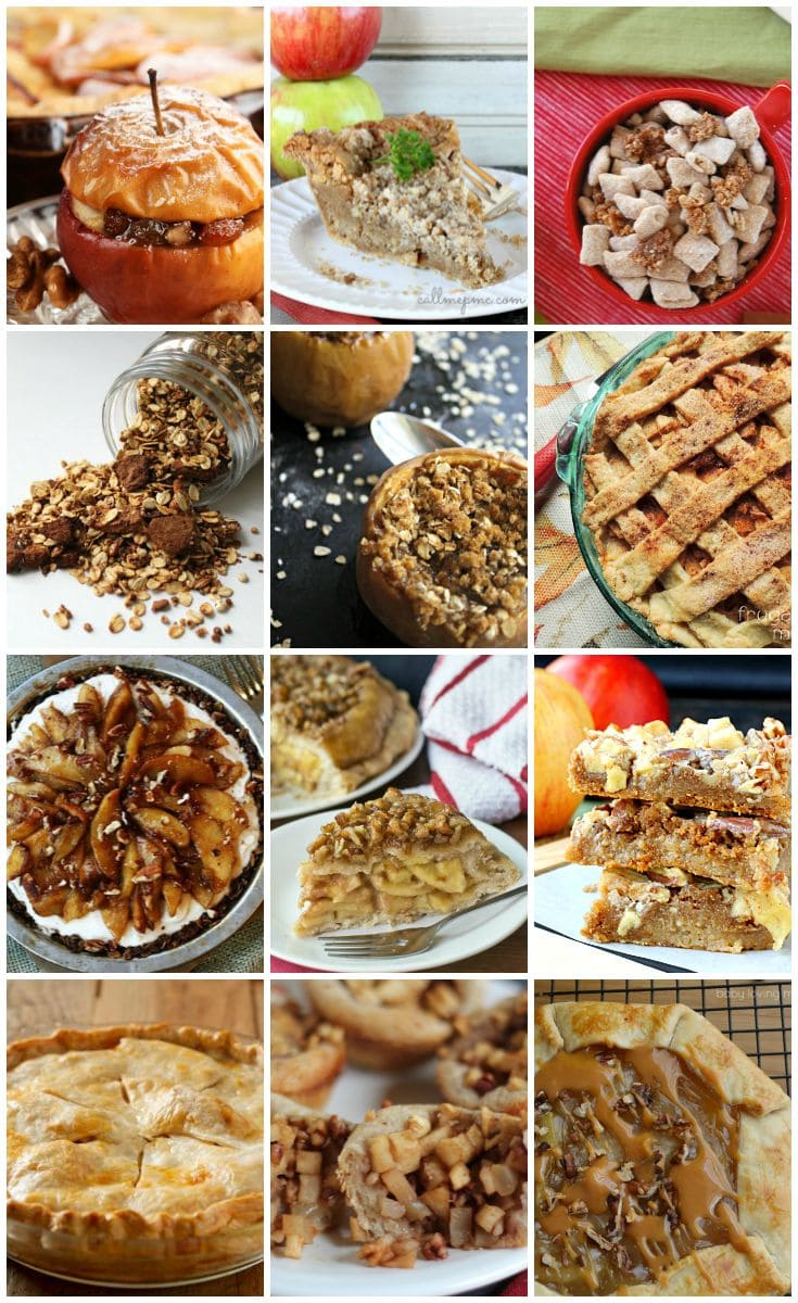 25+ Easy Apple Pie Recipes  www.pinkwhen.com