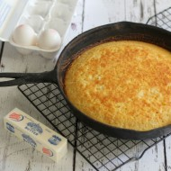 Easy Cornbread Skillet Recipe