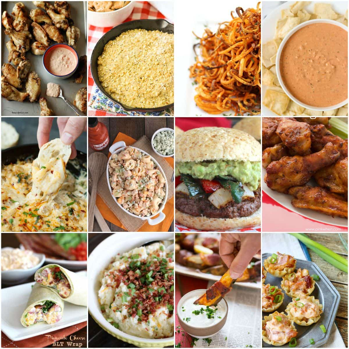 Football Tailgate Food Recipes
