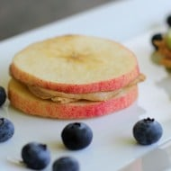 Delicious Apple Sandwich Snacks