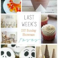 diy Sunday Showcase 9/26, & favs!