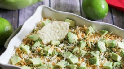 I love this version of Seven Layer Dip! It's