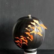 DIY Halloween Pumpkin Craft