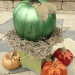 DIY Mercury Glass Pumpkin