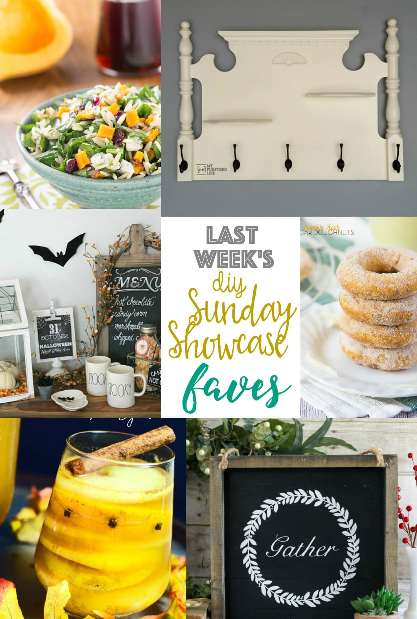 Sunday Showcase Favorites
