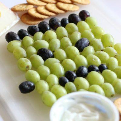 Healthy Halloween Party Fruit Snack