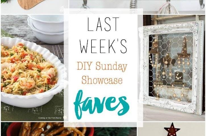 diy Sunday Showcase 11/28, & Favs!