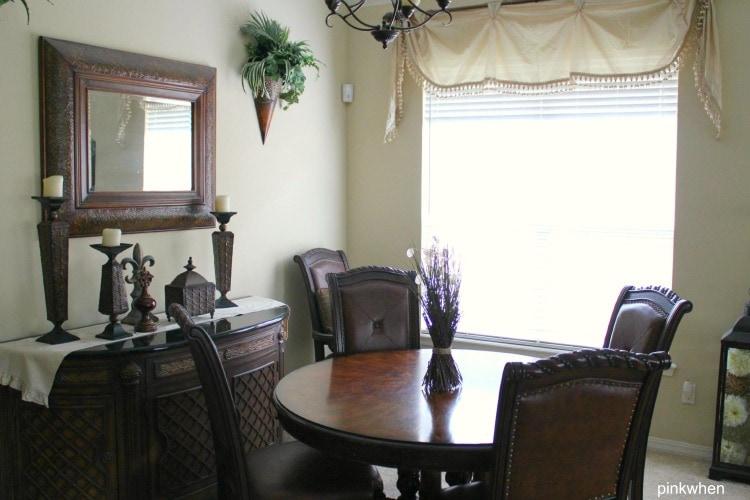 Sauder Furniture Dining Room