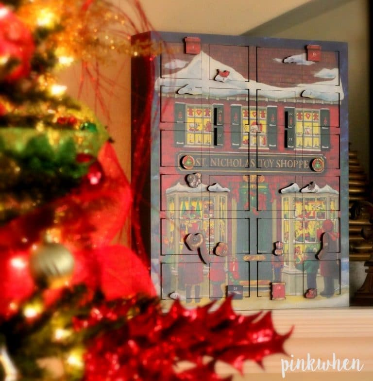 Countdown to Christmas Memories with this Balsam Hill musical Advent Calendar | PinkWhen