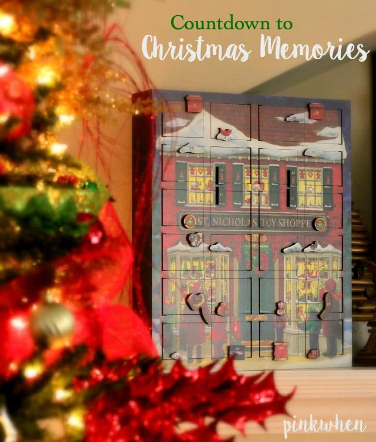 Countdown to Christmas Memories with this Balsam Hill musical Advent Calendar  PinkWhen