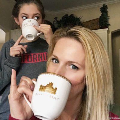 DIY Downton Abbey Teacup Craft