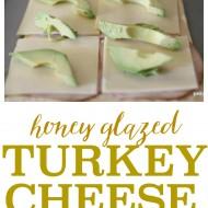 Honey Glazed Turkey Cheese Loaf