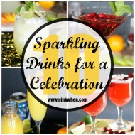 10+ Sparkling Drinks to Keep You Celebrating All Night Long