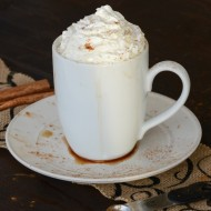 Cinnamon Vanilla Hot Chocolate