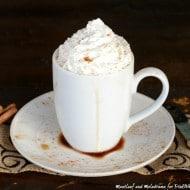 How to Make Creamy Cinnamon Vanilla Hot Chocolate
