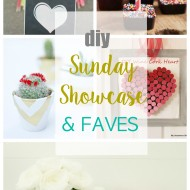 diy Sunday Showcase & Favs 1/30
