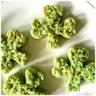 St. Patricks Day Crispy Treat Recipe