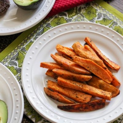 How to Make Sweet Potato Fries – Quick and Easy