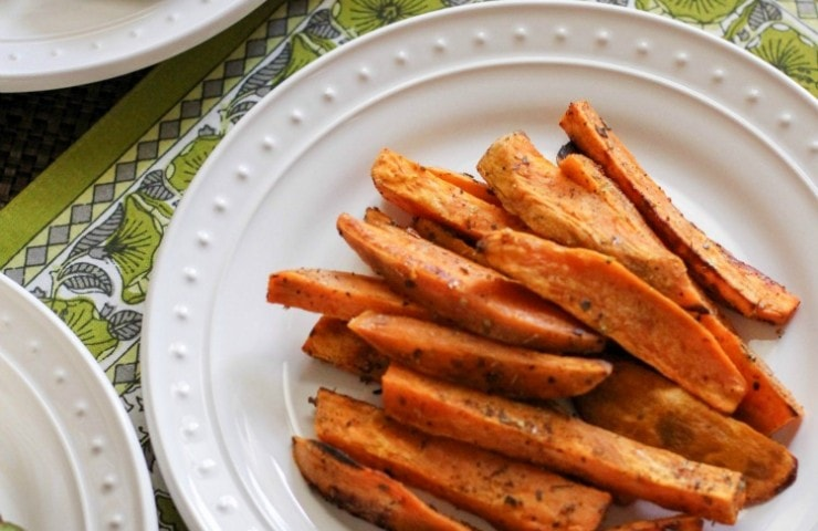 Sweet Potato Fries Healthy (and Paleo!)