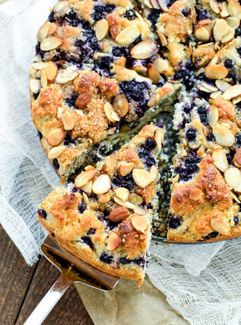Blueberry Coffee Cake Food Network
