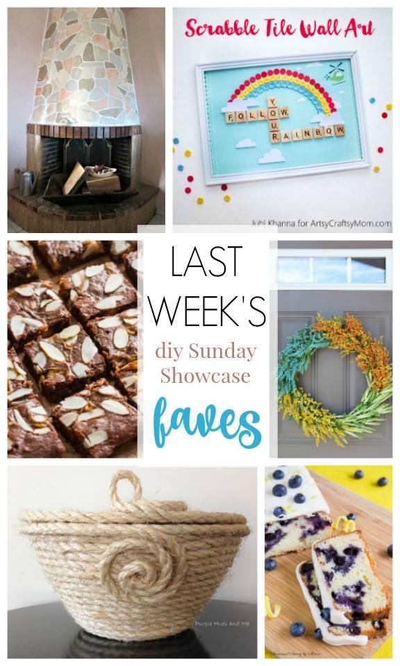 DIY Sunday Showcase favorites 4/16