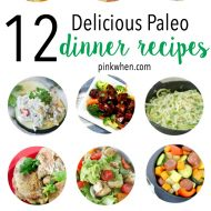 Yummy Paleo Dinner Recipes