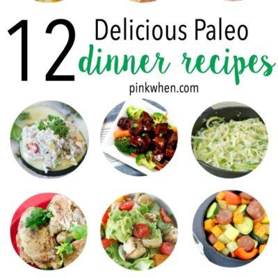Yummy Paleo Dinner Recipes