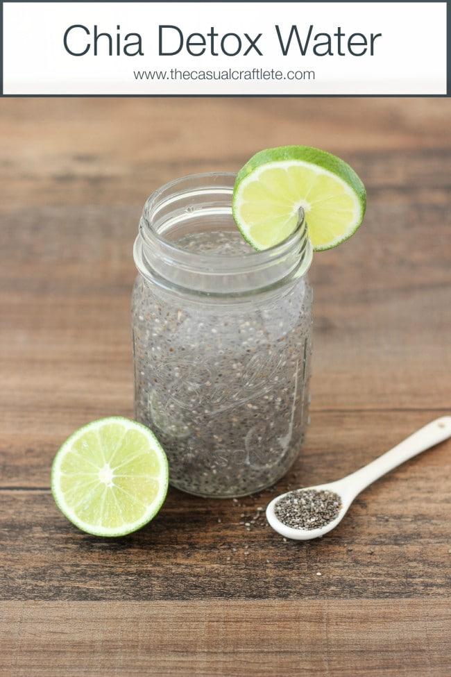 Chia-Detox-Water