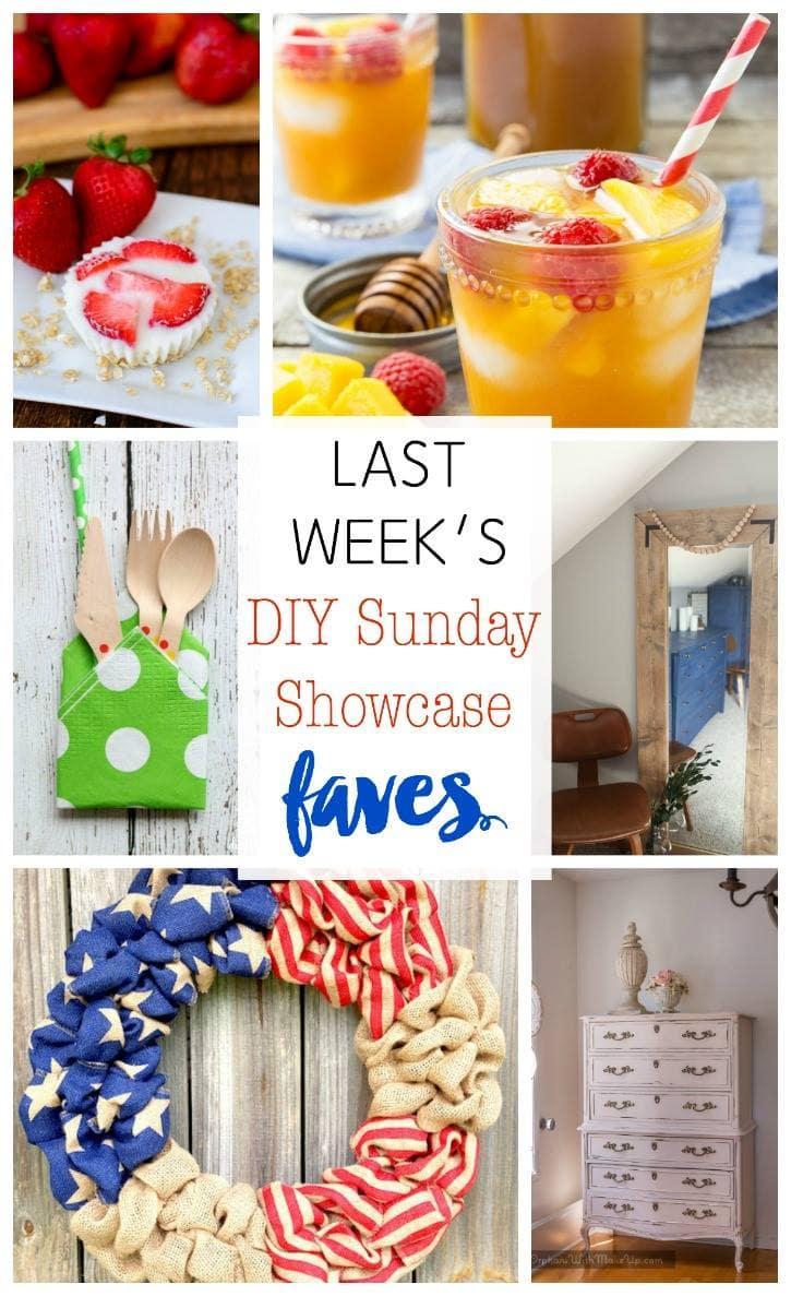 DIY Sunday Showcase 5:28