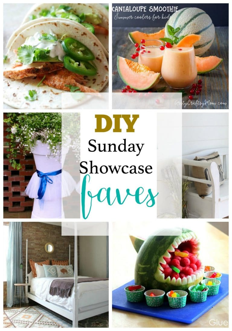DIY Sunday Showcase favorites for 5.21.16