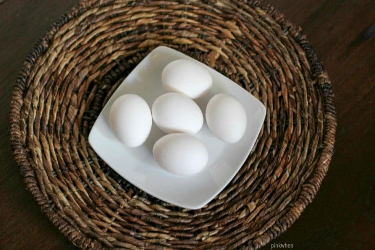 Make the Perfect Boiled Egg in ONE Simple step. You won't believe how easy these are to make!