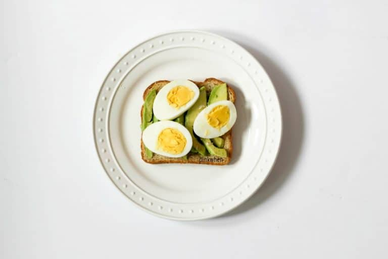 This Avocado Egg Toast is an easy and healthy way to start the day.