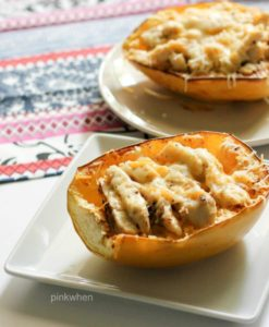 Image Result For Spaghetti Squash Recipes With Chicken