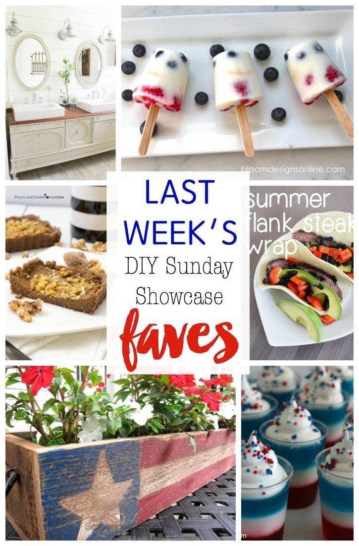 DIY Sunday Showcase 6/16