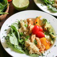 Fajita Grilled Chicken Lunch Bowl